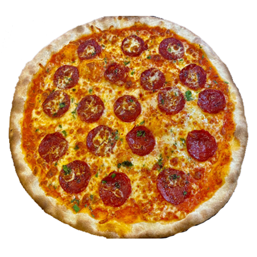 Pepperoni Florios Pizza Co - Wood Fired Pizza In A Van The Whistle Stop Liss Hampshire Petersfield Greatham Durford Wood Hill Brow Rake Hawkley Liphook