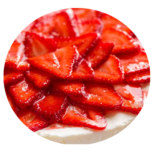 Strawberry Cheesecake Florios Pizza Co - Wood Fired Pizza In A Van The Whistle Stop Liss Hampshire Petersfield Greatham Durford Wood Hill Brow Rake Hawkley Liphook